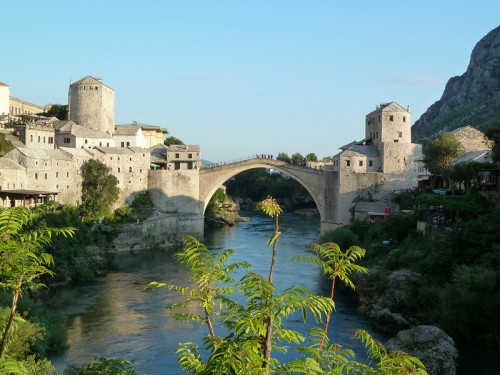 Mostar Bridge Rebuilt